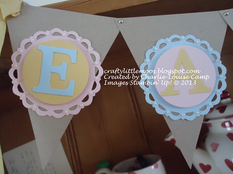 easter bunting decoration Check it out at craftylittlemoos.blogspot.com Created by Charlie-Louise Camp Images Stampin' Up! © 2013 24-03-2013 09-13-45