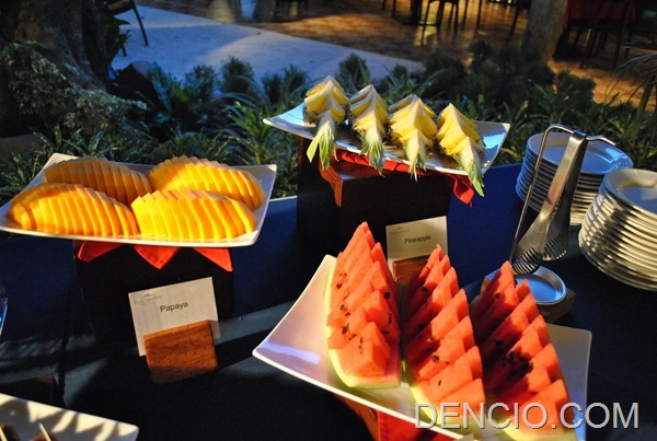 Themed Buffets at Bluewater Maribago Resort 82