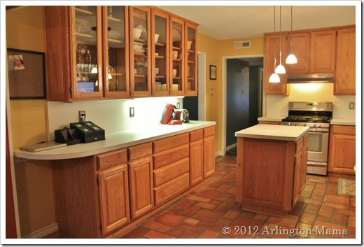 """Staging Stainless Steel Appliances"", ""painting white vent hood stainless"", ""sanding metal"", ""kitchen staging"","