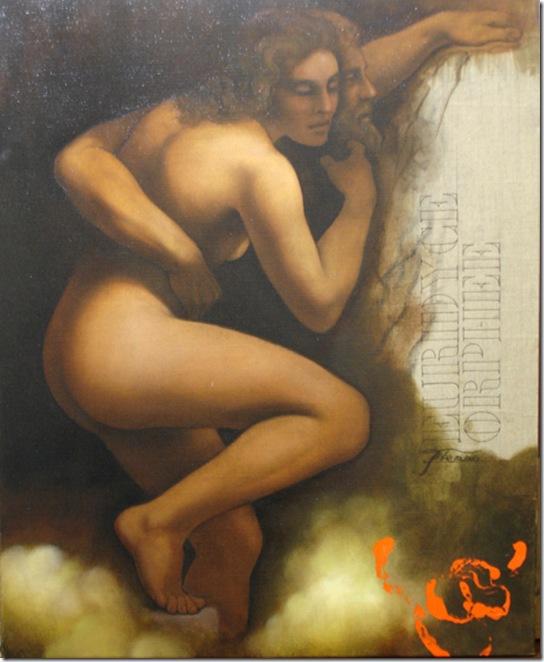 Eurydice Orphee