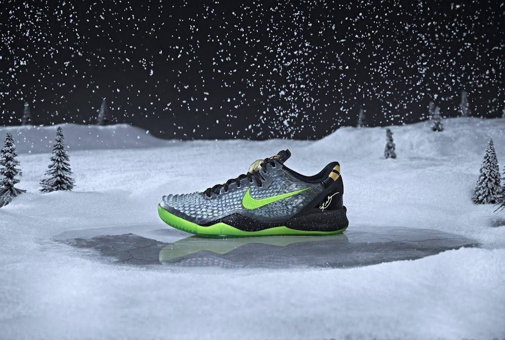 Nike Unveils KD 6, Kobe 8, and LeBron 11 Christmas Pack | NIKE ...