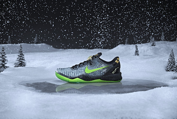 Nike Unveils KD 6 Kobe 8 and LeBron 11 Christmas Pack