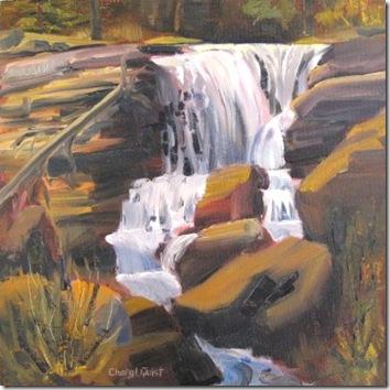 waterfall sm