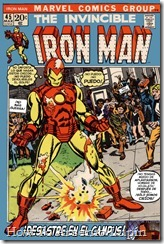 P00189 - El Invencible Iron Man #45