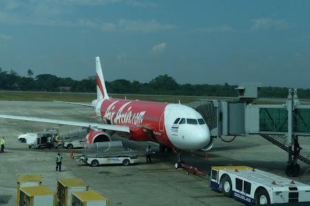 Cum sa ajung in Myanmar: Air Asia la Yangon