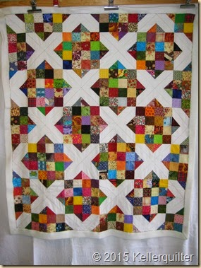 Quilt166-Arkansas Cross Road