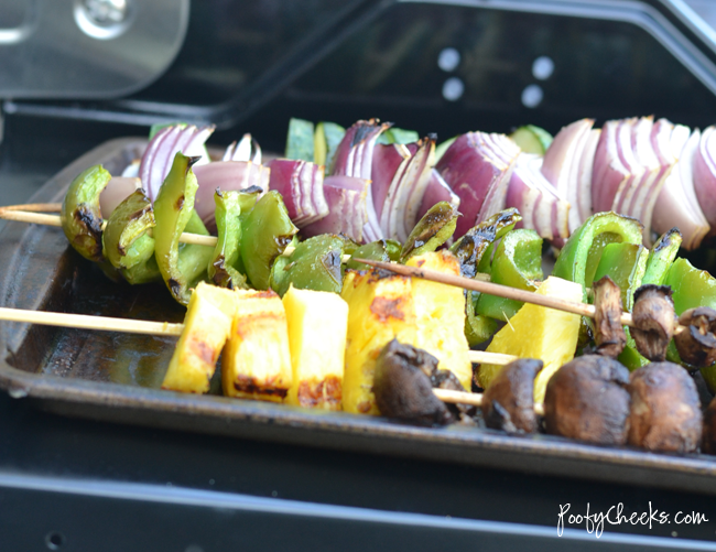 Seasoning and Tips for Grilled Veggie Skewers