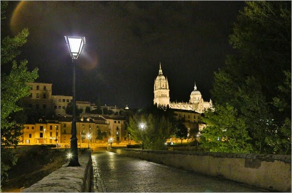 Salamanca night