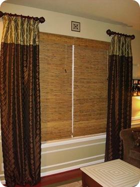 roman bamboo shades