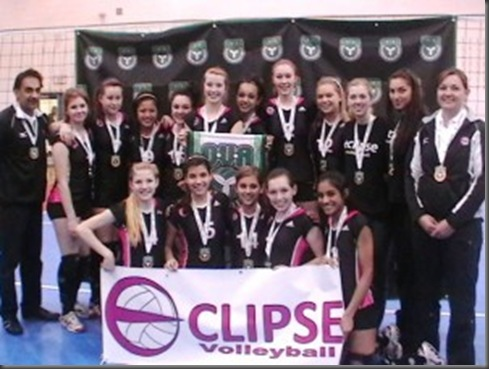 Eclipse Academy Volleyball