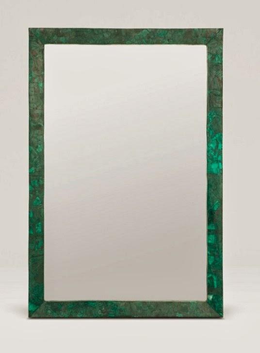 powder room- mirror