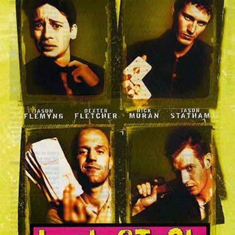 Lock & Stock - Pazzi scatenati–è una commedia gangsteristica acclamata dalla critica europea e americana.