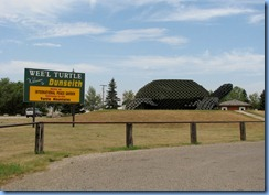 2517 North Dakota Dunseith - W'eel Turtle