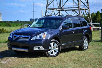 2011 subaru outback 3 6r limited review auto trend. Black Bedroom Furniture Sets. Home Design Ideas