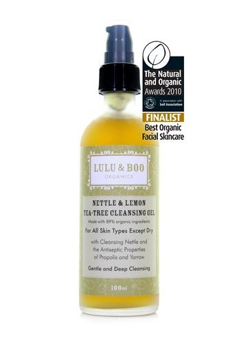 Nettle & Lemon Tea-Tree Cleansing Gel