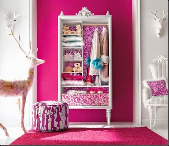 charming-pink-wardrobe-design-kids-furniture