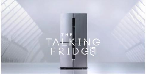 Publicidad refrigeradores samsung
