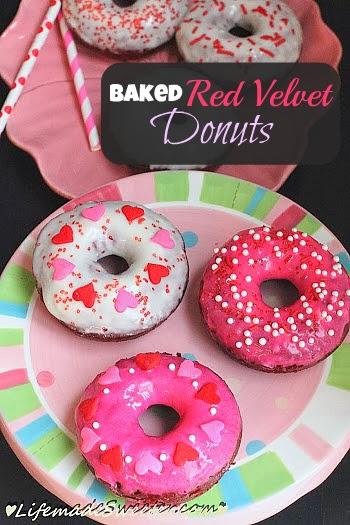 Baked Red Velvet Donuts Life made Sweeter.jpg