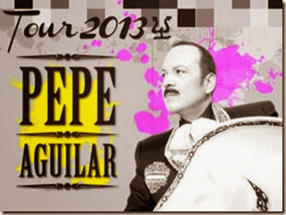 boletos Pepe Aguilar ticketmaster en mexico 2013
