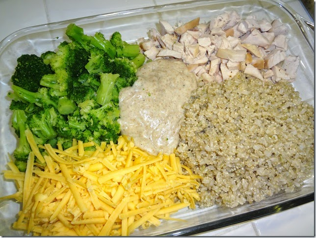 Broccoli Chicken Casserole 015