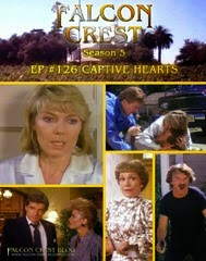 Falcon Crest_#126_Captive Hearts
