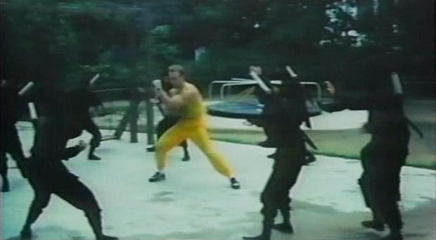 Bionic Ninja Godfrey Ho 3