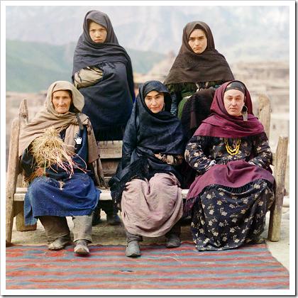 Dagestani women