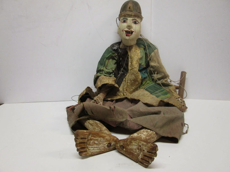 Vietnamese Vintage Puppet