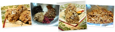 View Vegan Maple Oatmeal Nut Clusters