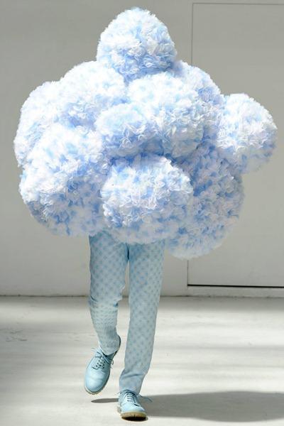 Paris Fashion Week Primavera 2012 - Walter Van Beirendonck