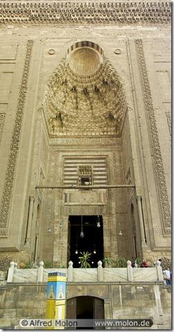 06 Sultan Hassan mosque portal
