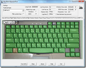 laptop keyboard tester download