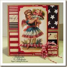 patriotic card 500
