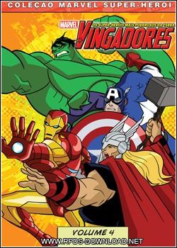 Baixar Filme Os Vingadores: Vol. 4 Thor (Dual Audio)
