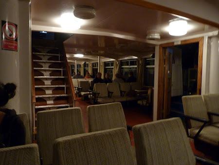 Transport Dunare: vaporul Mahart