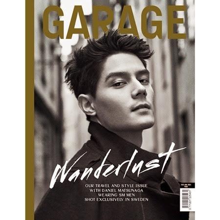 Daniel Matsunaga - Garage Dec 2014-Jan 2015 cover 4