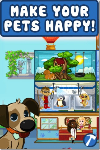 Make your pets Happy!