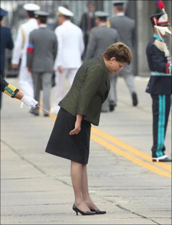 La présidente du Brésil - Dilma Russef_04