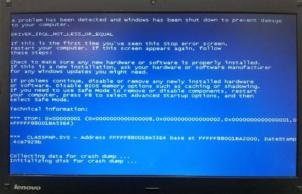BSOD-Blue-Screen-Error