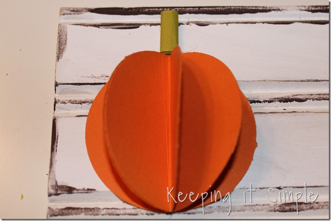 3D paper pumpkins (5)