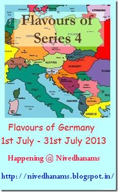 Flavors of Germany