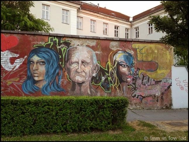 Street Art, Novi Sad