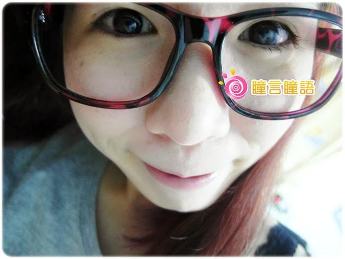 日本EOS隱形眼鏡-自然蘿莉灰15