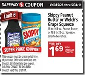 Jelly coupon
