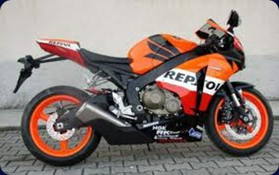 HONDA CBR 1000RR Fireblade Repsol