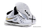 lbj10 fake colorway red white black gold 1 01 Fake LeBron X