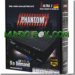 PHANTOM ULTRA 3 HD