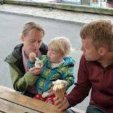 Sofie kunne også godt lide mors is
