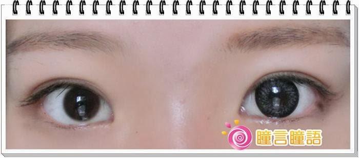 韓國NEO隱形眼鏡-新巨目灰5