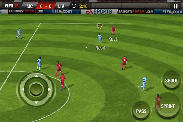 FIFA 12 : armv7 1.6.0.1 [new]